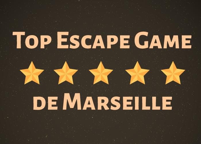 Best escape game de marseille, 5 étoiles